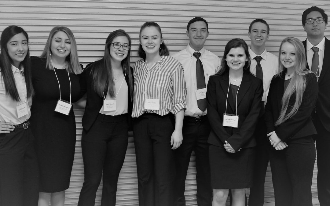 Miles BPA compete in regionals, seven advance to state