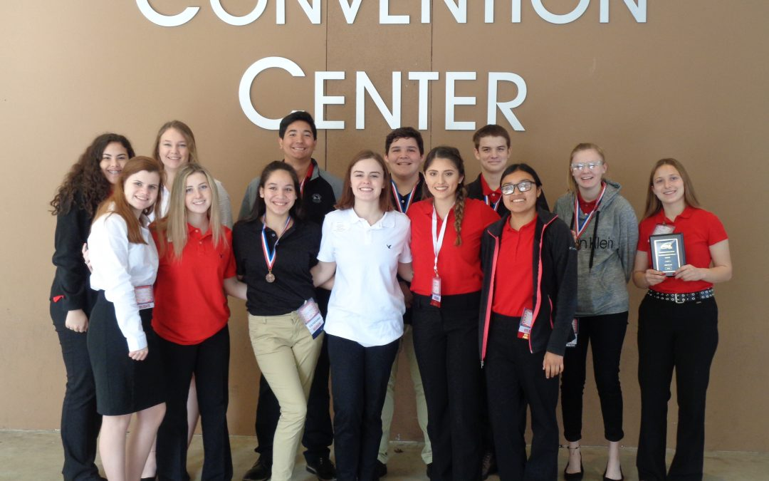 Miles FCCLA Region Meeting Participation
