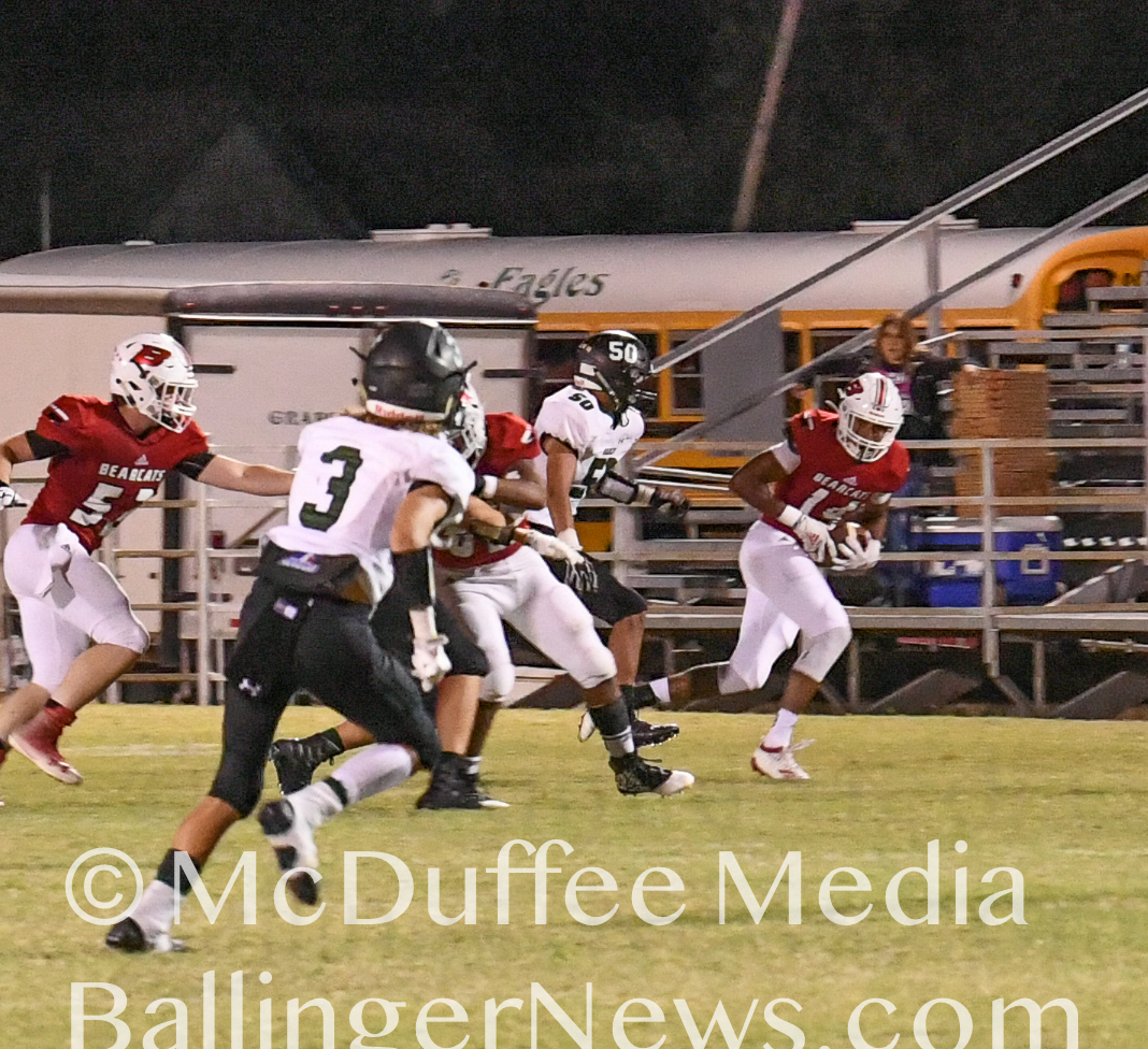 Bearcats Ground The Eagles