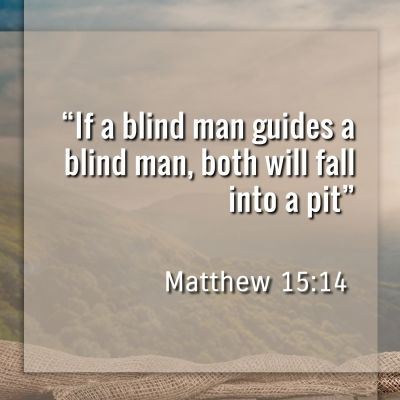 """Max's Page 8-1-2020 """"BLIND GUIDES"""""""