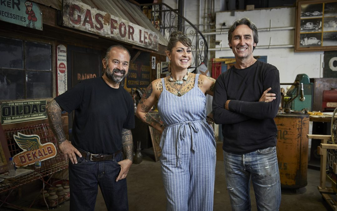 American Pickers returns to film in Texas