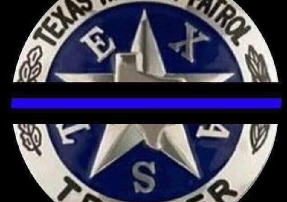 Governor Abbott Releases Statement On Death Of DPS Trooper Chad Walker, Issues Statewide Call To Stand With Law Enforcement